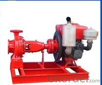 Self-Priming Centrifugal Water Pump for Irrigation