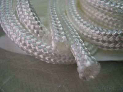 Ceramic Fiber Twisted Rope Low Thermal Conductivity