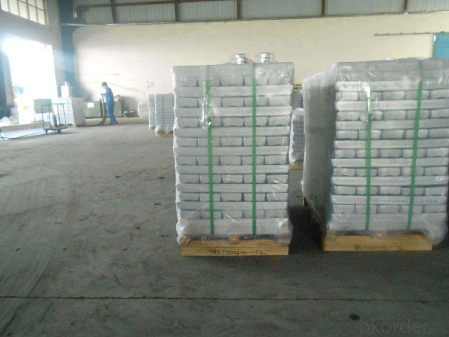 Magnesium Ingot 99.9% of Magnesium 7.5 KGS Per Ingot in China