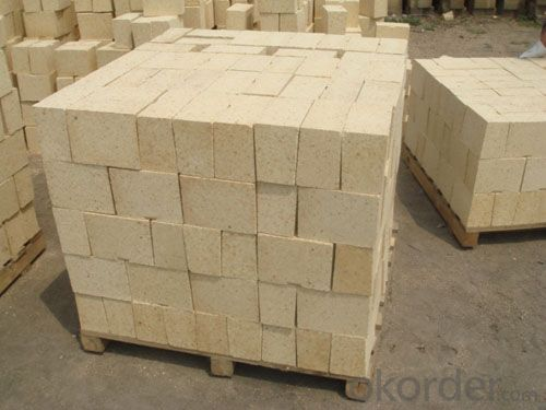 Fireplace Brick for Blast Furnace High Refractoriness
