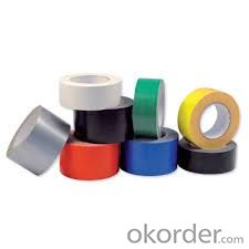 Cloth Tape Natural Rubber Adhesive Tapes from 27 Mesh to 70 Mesh