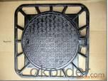 Manhole Cover Ductile Cast Iron Heavy Medium Duty Telecom Sew