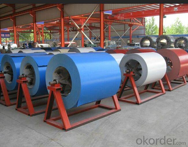 PPGI/GI/EG/GL/CRC/HRC Prepainted Steel Coils