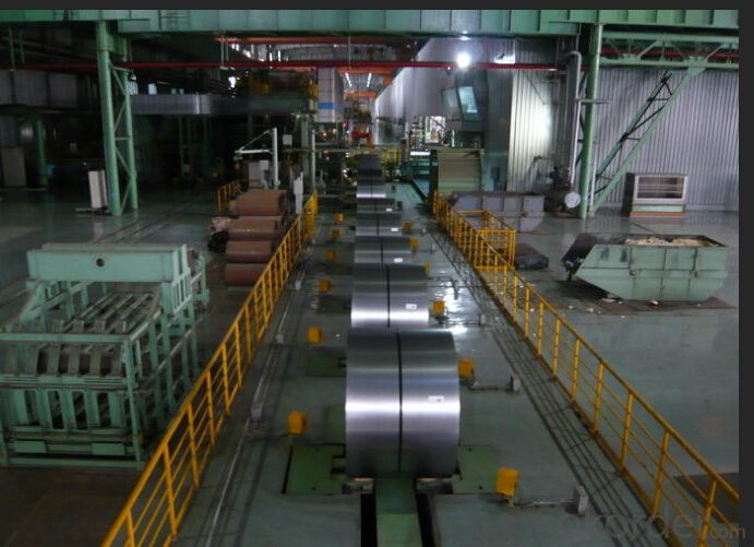 Best Quality Cold Roll Zinc Glvanizing Steel Coil