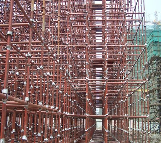 Cup-lock Scaffolding with High Performance, Great Quality