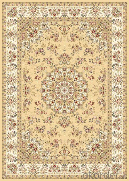 Viscose Wilton Carpet and Rug