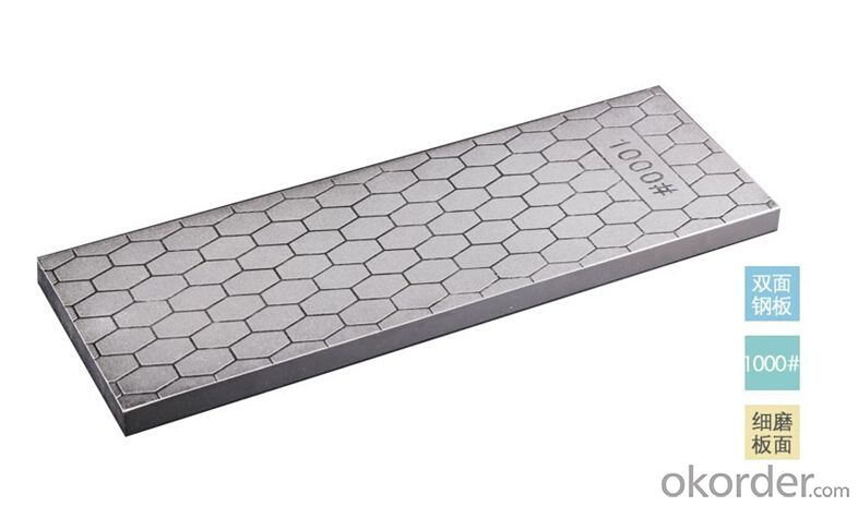 Diamond Whetstone 400#1000# Double Sides Sharpening Stone