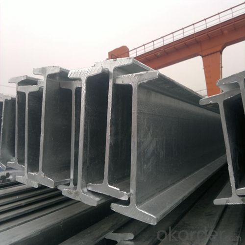 Carbon Steel Universal Beam in I Shaped Form Chinese Standard