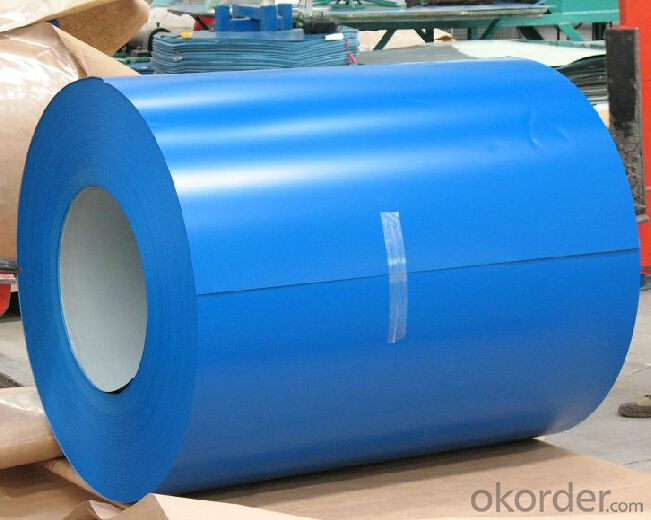 Prepainted Steel Coil and Strip from China