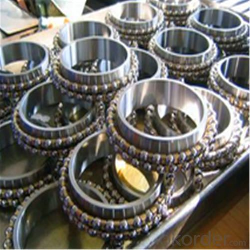Double Direction Thrust Ball Bearings  Manufacturer China
