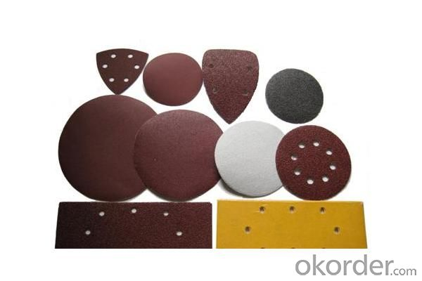Sanding  Discs Hot Selling High Strength  Low Price 120C