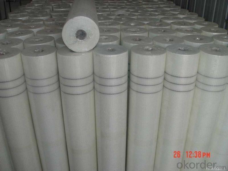 Fiberglass  Mesh High Quality 195g/m2 4*4mm