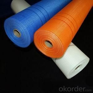 Fiberglass Mesh 140g/m2 5*5mm High Strength Hot Selling