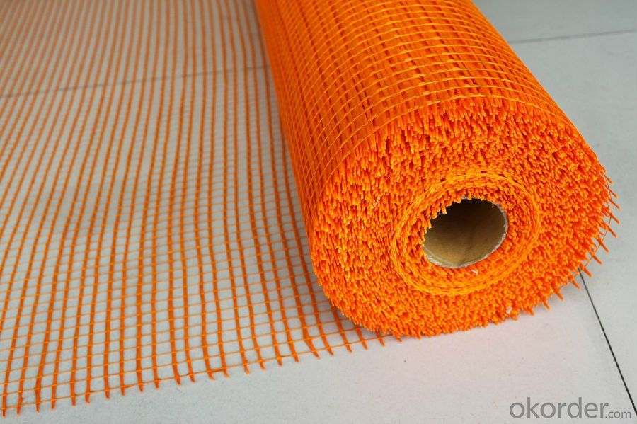 Fiberglass Mesh Cloth 70g/m2 5x5mm High Strength