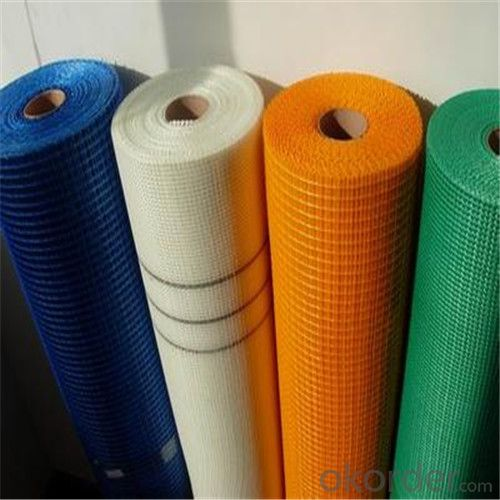 Fiberglass Mesh Roll with Various Colors
