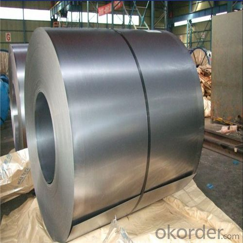 Cold Rolled Steel Coil with High Quality and Competitive Price
