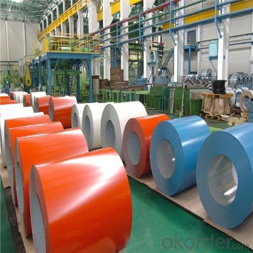 Pre-painted Galvanized Steel Coil with Higher Quality