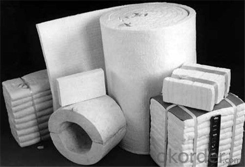 Ceramic Fibre Insulation Coil High Tensile Strength
