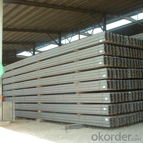 Mild Steel Double T Equivalent to I Beam Small and Middle Sizes