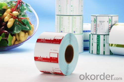 ATM Paper, POS  Paper, Banknote Paper, Thermal Paper Roll