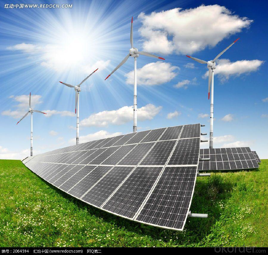 250W mono solar module with High efficiency