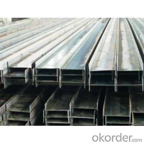 Steel I Beam IPE in Chinese Standard and European Standard for Asia and Africa