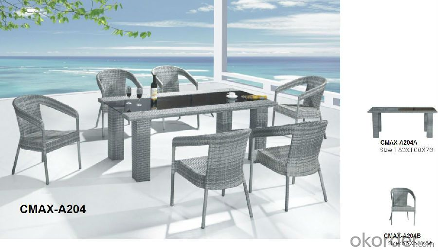 Garden Sets Dinning Set for Outdoor Furniture CMAX-A220