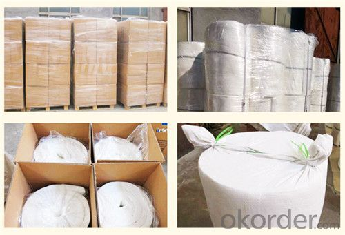 Fibre Blanket High-temperature Refractory