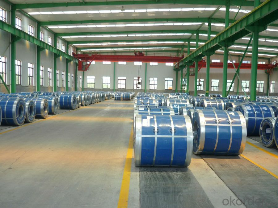 Pre-painted Steel Rolled/Aluzinc Rolled Steel