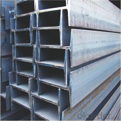 Steel IPE Heavy Weight I Beam in Europe Standard En10025 S235JR