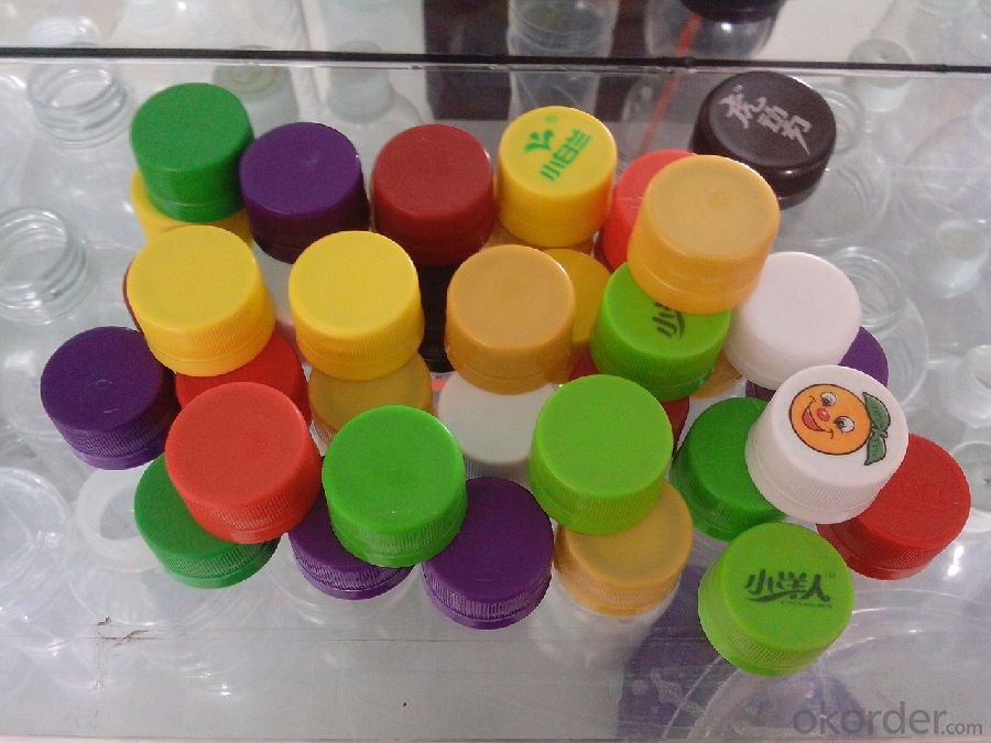Bottles Cap Products  Plastic Bottle Cap for Voss Water