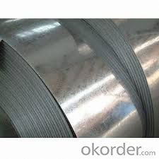 Galvanized Rolled Steel/Aluzinc Rolled Steel