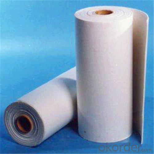 Ceramic Fibre Paperboard Low Thermal Conductivity
