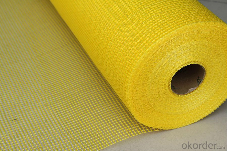 Fiberglass Mesh Used In Construction And EIFS