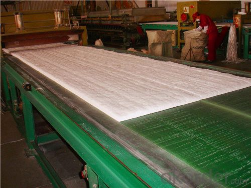 Ceramic Fabric Broad 1260 STD or HP High Strength