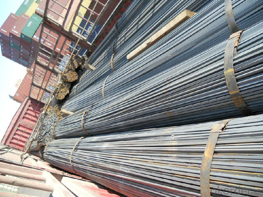 Hot Rolled Square Carbon Steel Bar Material Q195