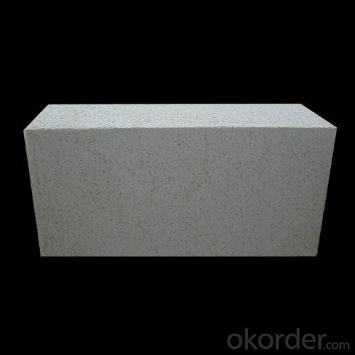 Insulating Brick GJM30 in Lightweight Fireclay Made in China