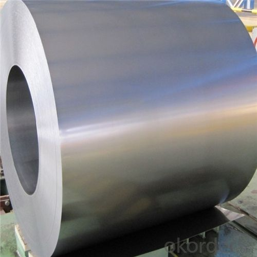 Hot-Dip Galvanized Steel Coil Used for Industry