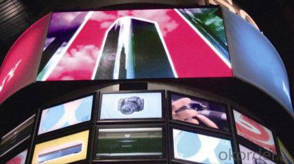 LED Display 3G Roof Video Wireless Control Hot Sale in China