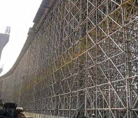 Ringlock Scaffolding System Standard for Supporting
