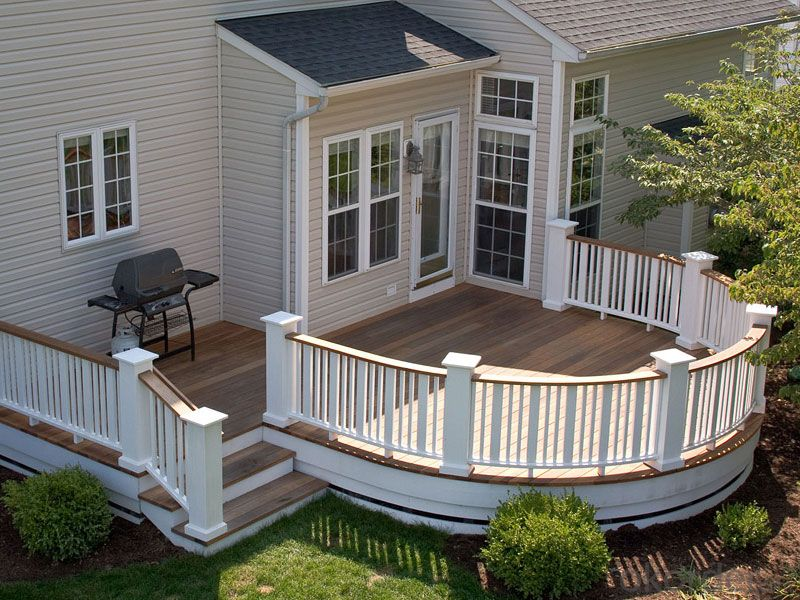 Composite Decking/Wood Composite/Deck Building