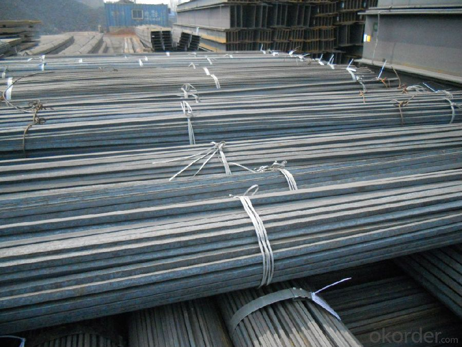 Hot Rolled Square Carbon Steel Bar Material Q235