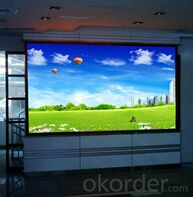 Led Display P4 Indoor Full Color 2015 Best Sell for High Quality