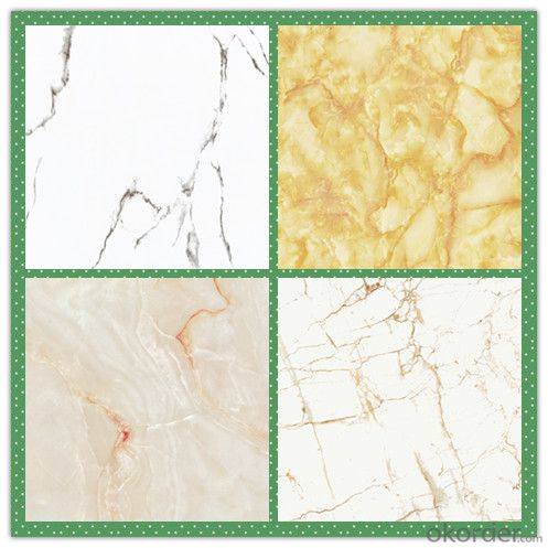 2015 New Design Polished Porcelain Tile CNBM