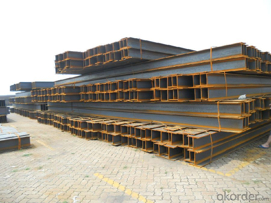 JIS Standard  Structural Steel H-beam all Sizes