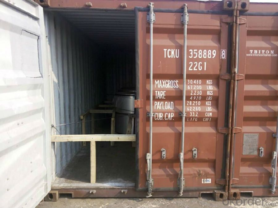 Tin Free Steel SPCC Grade for General Cans