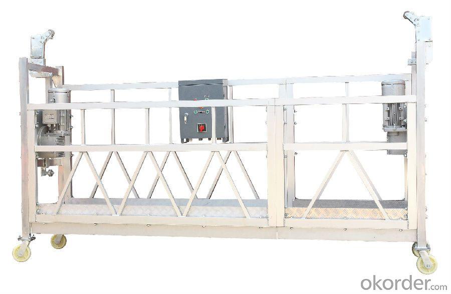 Suspended Access Platform Scaffold SystemsZLP630, 2 m*3, 9.6 m/min