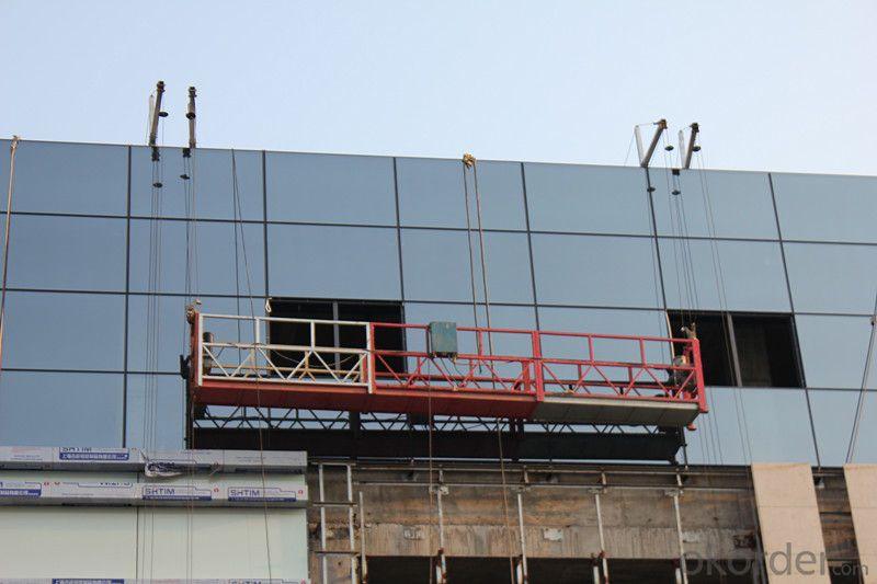 Steel Suspended Working Platform , Lightweight Temporary Access Equipment ZLP630
