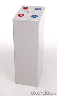 Gel Technology Battery Ares(OPzV) Series   8OPzV 800