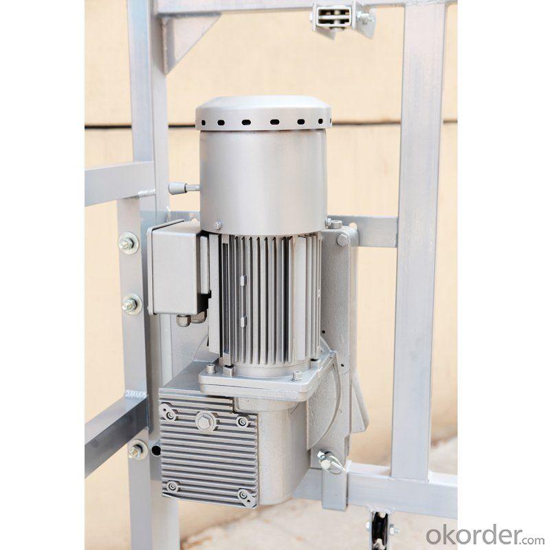 ZLP1000 1000 kg Safe Suspended Working Platform Scaffold Systems